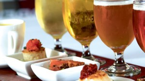 Beer-food pairing
