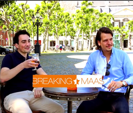 Interview June 1, 2015 by BreakingMaas (web TV channel)